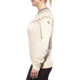 Fjällräven Övik Knit Sweater Damen sand